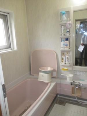 既存浴室116