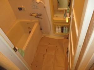 既存浴室148