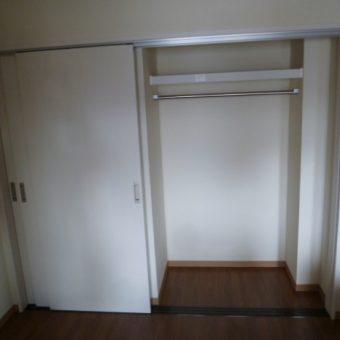 和室押入れから洋室クローゼットへ素敵にリフォーム 札幌市