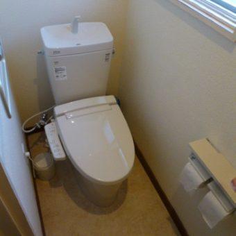 カスカディーナ(旧INAXトイレ)のリフォーム事例!札幌市