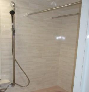 ホーロークリーン浴室パネル4