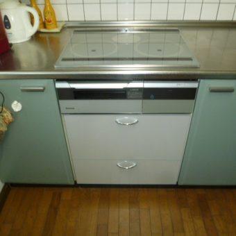 パナソニックのIHヒーターと食器洗い乾燥機で、楽しいキッチンライフ 札幌市