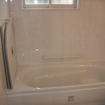 タイル浴室からシステムバスTOTOサザナへ 浴室拡張工事!! 江別市
