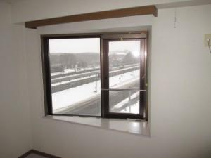 窓 カウンター