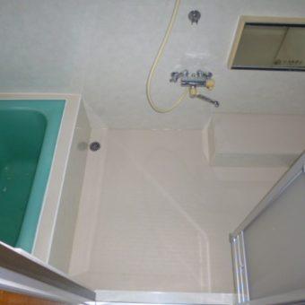 浴室リフレッシュ工事リフォーム 江別市野幌