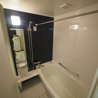 札幌市戸建住宅 TOTOシステムバスリフォーム施工例