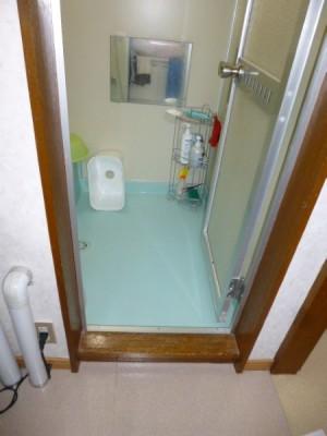 既存浴室158