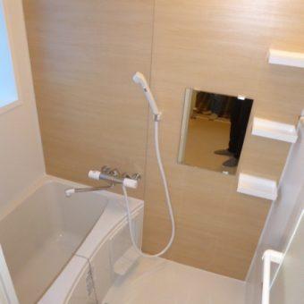 在来工法浴室をLIXIL『BWシリーズ』システムバスへリフォーム!札幌市