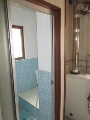在来工法浴室2