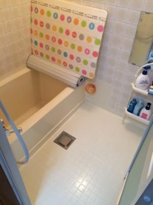 既存浴室36
