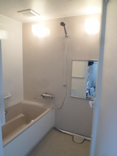 ぴったりサイズ伸びの美浴室