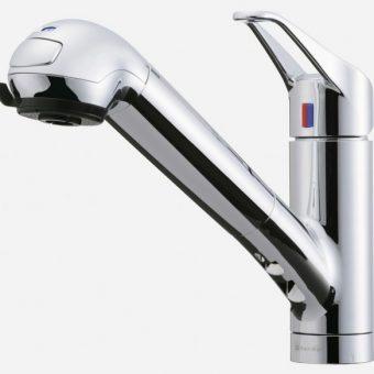 浄水器水栓(蛇口一体型)交換<格安>本体・工賃込35,000円(税別)