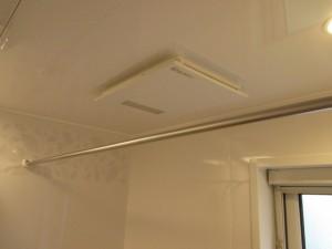 浴室暖房乾燥機2