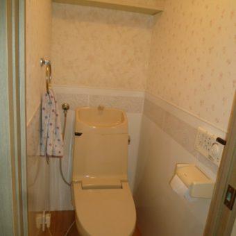 ホーロークリーントイレパネルでニオイも寄せ付けないトイレ空間!! 札幌市