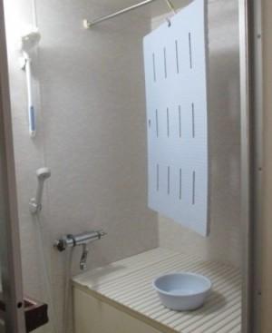既存浴室124