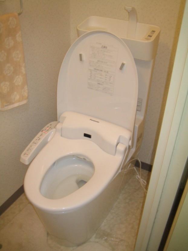 パナのウォッシュレット一体型トイレ『アラウーノV(A・La・Uno V)』
