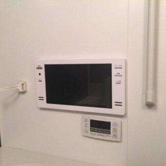 長い入浴タイムを楽しめる!ハイスペック機能の浴室テレビ!札幌市