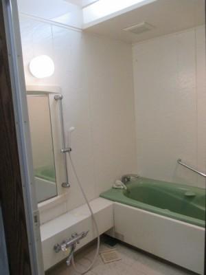 既存浴室118