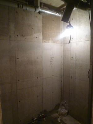 浴室撤去4