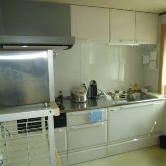 セクショナルキッチンからタカラスタンダードシステムキッチン『エーデル』へ! 北広島市