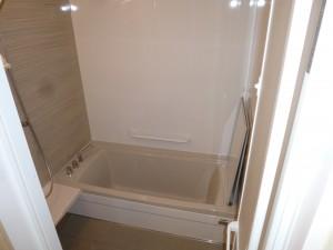 タカラスタンダード耐震システムバス『ミーナ』で安心快適の浴室へ! 札幌市