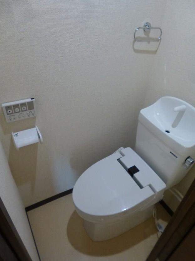 タカラスタンダードのシャワートイレ『ティモニ』