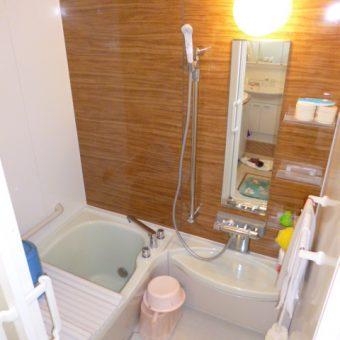 江別市 木の城たいせつ お風呂リフォーム施工例 トクラス「リベロ」へ