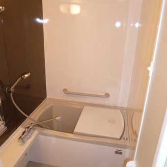 タカラスタンダードシステムバス『ミーナR』でピカピカ・ポカポカ浴室へ 札幌市