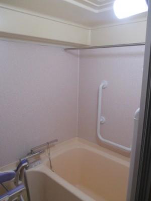 既存浴室114