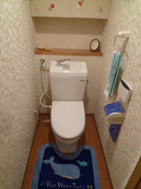タカラスタンダード住宅用トイレ『ティモニFシリーズ』