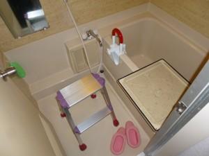 既存浴室35