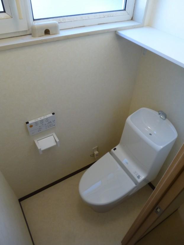 TOTOウォッシュレット一体形トイレ『ZJシリーズ(手洗い付)』