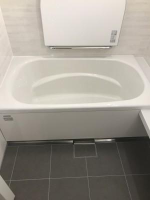 鋳物ホーロー浴槽2
