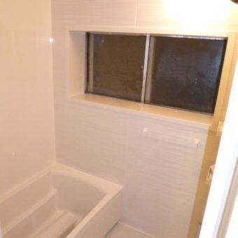 在来浴室からタカラスタンダードの『リラクシア』へ!石狩市