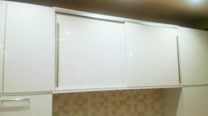 ショールーム食器棚