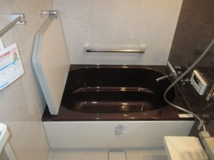 大理石浴槽