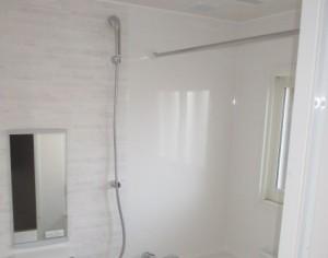 ホーロー浴室クリーンパネル