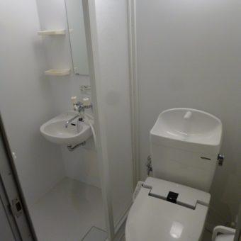明るく開放感あるシャワー&パウダールームへリフォーム!札幌市