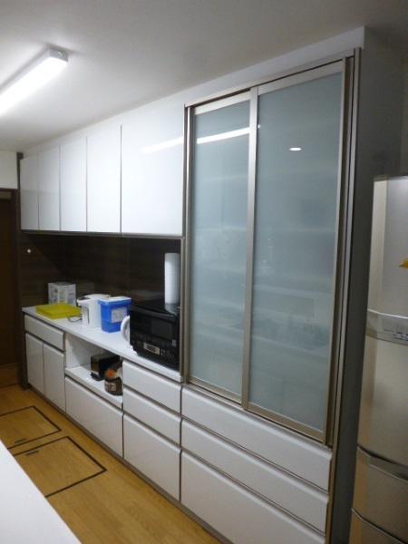 レミュー食器棚