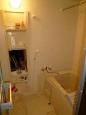 既存浴室30