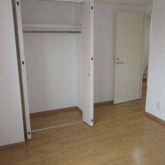洋室にクローゼットを作って、より快適な暮らしを!札幌市