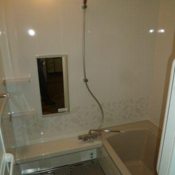タカラスタンダード浴室【ミーナ】とトイレ【ティモ二Fシリーズ】へ、快適の水廻り空間 札幌市