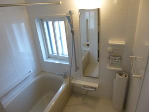 """トクラスの""""ゆったり浴槽""""バスルーム『ヴィタール』で心地よい入浴! 札幌市"""