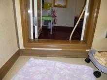 浴室出入り段差