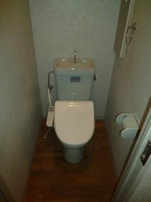 既存トイレ2