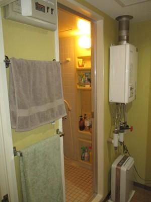 既存浴室125