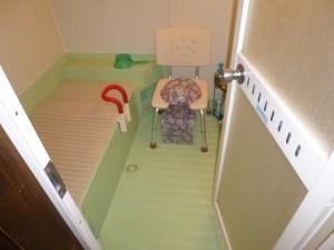 既存浴室4