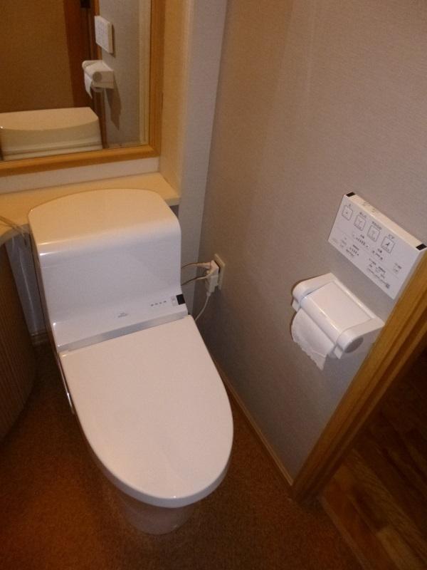TOTOウォッシュレット一体型便器『HVシリーズ(手洗い器なし)』