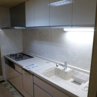 パナソニックのリフォムス システムキッチンリフォーム 札幌