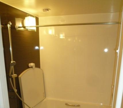 ホーロークリーン浴室パネル